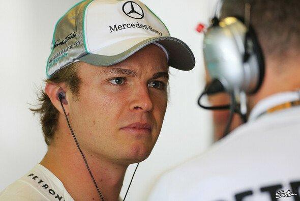 Nico Rosberg ist weiterhin ambitioniert