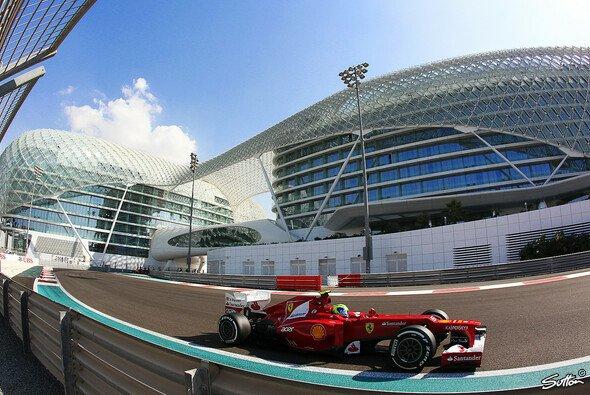 Felipe Massa hatte vom Qualifying in Abu Dhabi mehr erwartet