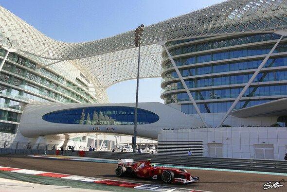Ferrari strauchelte im Qualifying zum Abu Dhabi GP