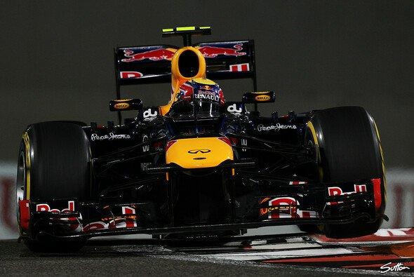 Mark Webber wird Lewis Hamilton nicht so einfach ziehen lassen