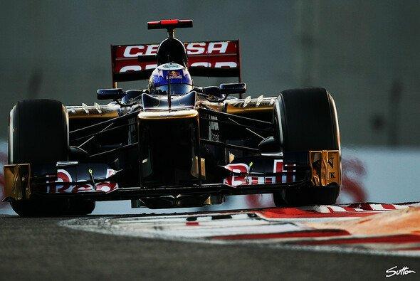 Daniel Ricciardo fuhr in Abu Dhabi auf Platz 10