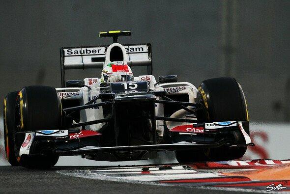 Sergio Perez hat es derzeit nicht einfach in der Formel 1