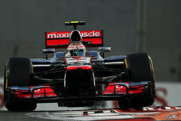 Eine nahezu perfekte Runde von Hamilton im Qualifying