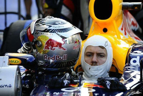 Sebastian Vettel überraschte selbst seinen Teamchef