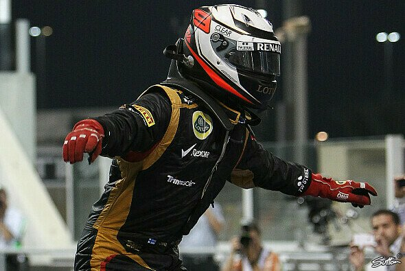 Kimi Räikkönen feierte den 19. Sieg bei einem Formel-1-Rennen