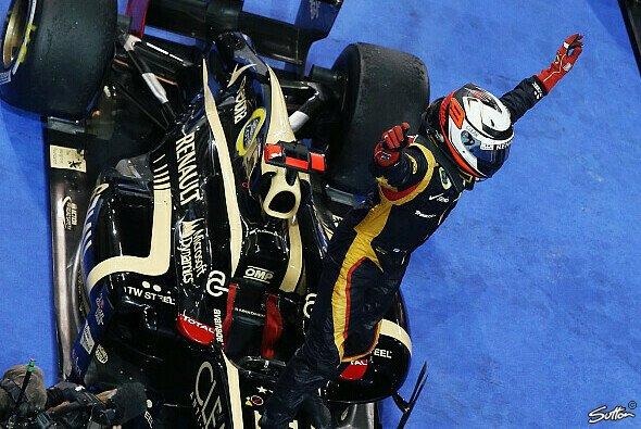 Wollte erst nach dem Rennen wieder mit dem Team reden: Kimi Räikkönen