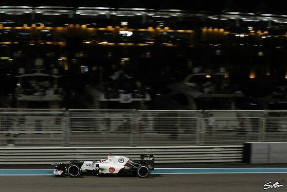 Kobayashi holte wichtige Punkte für Sauber