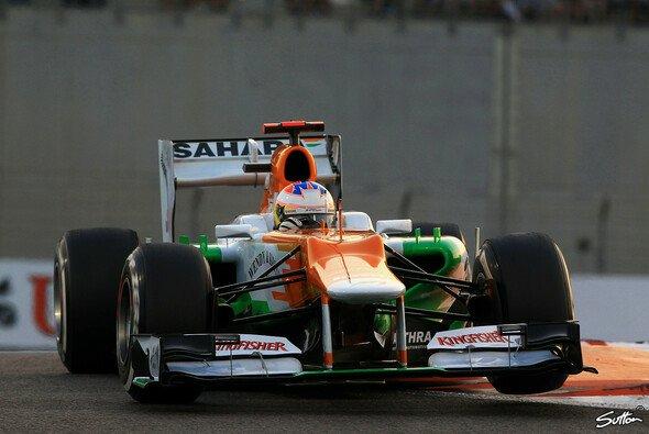 Force India wählte die Sicherheitsvariante