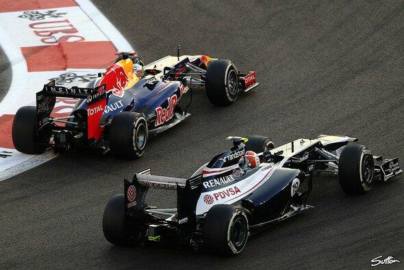 Sebastian Vettel führt die WM-Wertung mit 10 Punkten Vorsprung auf Fernando Alonso an