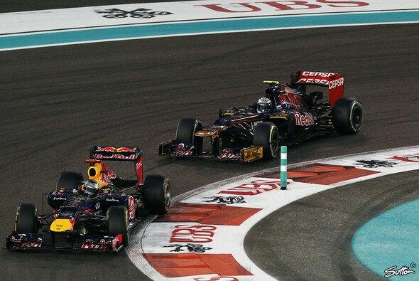 Sebastian Vettel kann 2012 zum dritten Mal in Folge Weltmeister werden