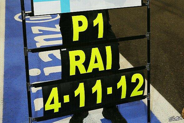 Kimi Räikkönen will noch mehr zeigen - er verspricht es
