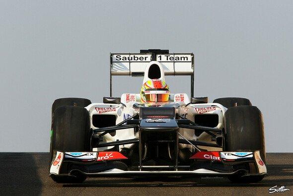 Zuletzt durfte Frijns beim Nachwuchsfahrertest in Abu Dhabi für Sauber ran