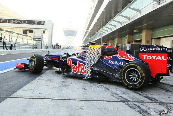 Felix da Costa fährt auch zweiten Testtag für Red Bull