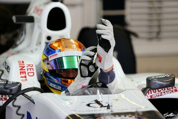 Gutierrez wird wohl 2013 im Sauber sitzen