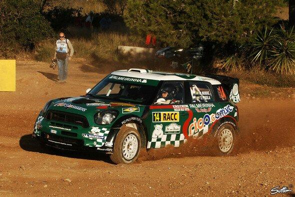 Die Rallye Spanien könnte Paulo Nobres vorerst letztes WRC-Event gewesen sein - Foto: Sutton