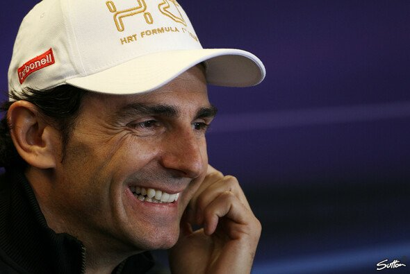 Pedro de la Rosa fühlt sich durch seine neue Rolle bei Ferrari sehr motiviert