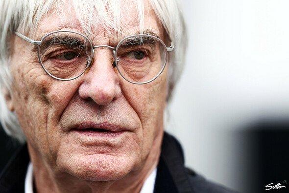 Wie lange lenkt Bernie Ecclestone noch die Geschicke der Formel 1