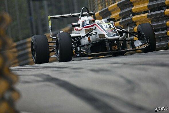 Felix Rosenqvist wurde 2012 Zweiter in Macau hinter Antonio Felix da Costa