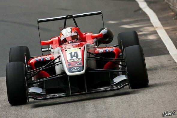 Alex Lynn sicherte sich die Pole Position