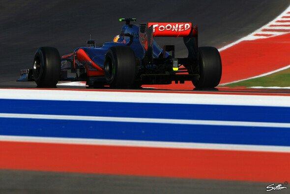 Für McLaren war es zu rutschig