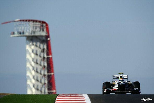 Darf sich 2012 nichts mehr erlauben: Sergio Perez