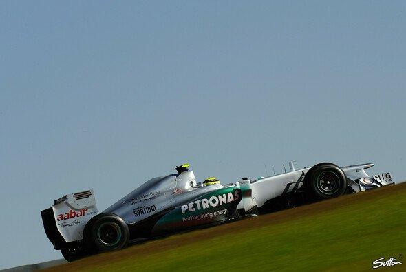Zeigt Mercedes' Leistungskurve einen Anstieg?