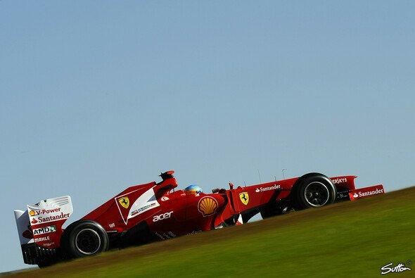 Fernando Alonso glaubt weiter fest an den Titelgewinn