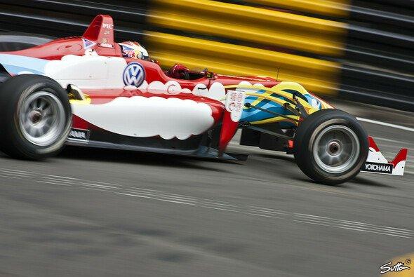 Antonio Felix da Costa siegte für Volkswagen im Qualifikationsrennen