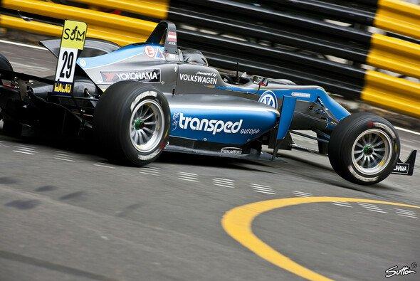 Lucas Auer fuhr 2013 in der Formel 3 EM für Prema Powerteam