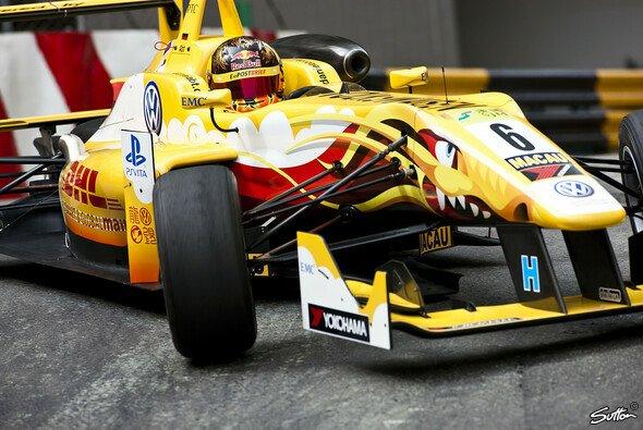 Beim Macau Grand Prix belegte Daniel Abt den zwölften Rang