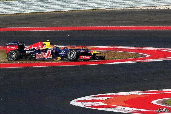 Mark Webber will im Qualifying einen ungeraden Startplatz ergattern