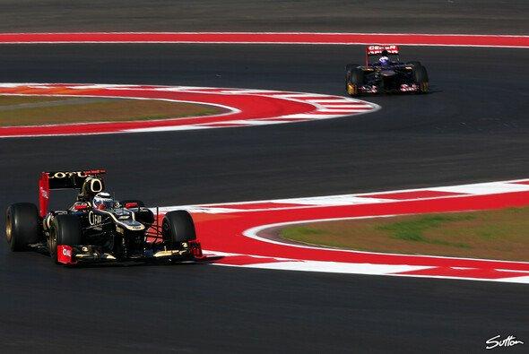 Kimi Räikkönen vertraut auf mehr Grip auf der Strecke
