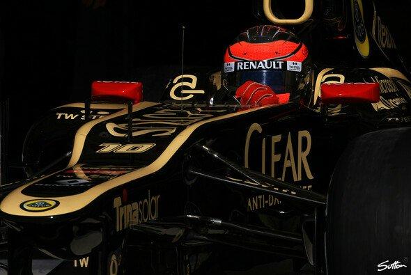 Romain Grosjean soll sich 2013 steigern