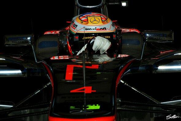 Glücklich über die Rückkehr in die USA: Lewis Hamilton