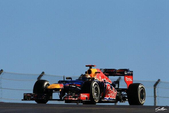 Für Sebastian Vettel ging es steil nach oben