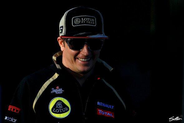 Kimi Räikkönen tut der F1-Welt gut - Foto: Sutton