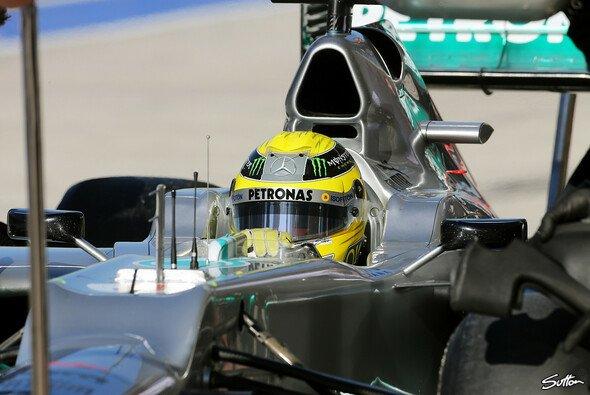 Rosberg schaffte es nicht ins Q3