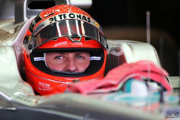 Michael Schumacher war überrascht von P5