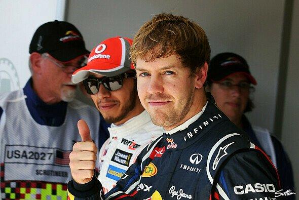 Sebastian Vettel: Zum 36. Mal auf Startplatz 1