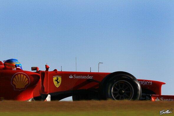 Fernando Alonso ist froh über die Teamentscheidung in Austin