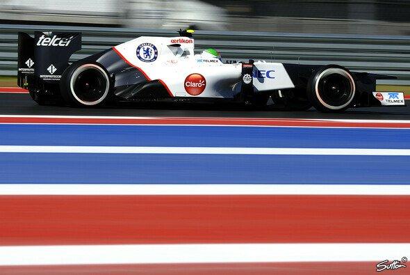 Sergio Perez will seine Nullerserie nicht überbewerten