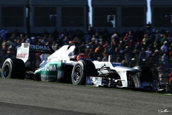 Michael Schumachers Freude am Fahren hat Mario Andretti beeindruckt