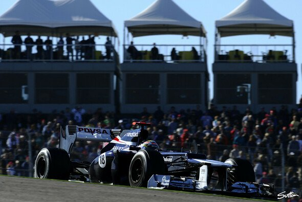 Pastor Maldonado beendete den Großen Preis der USA auf Rang neun