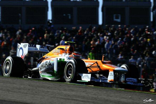 Nico Hülkenberg sucht kommende Saison sein Glück bei Sauber