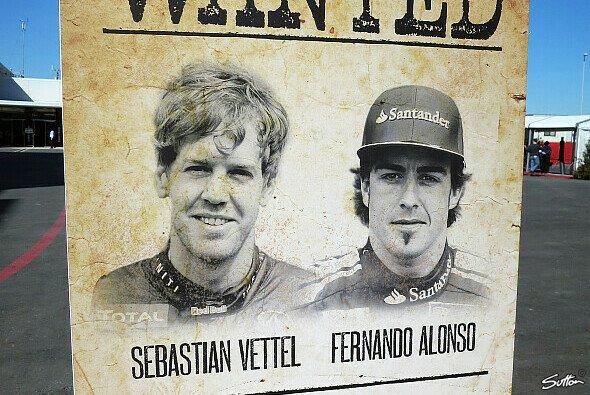 Die F1 ist noch immer auf der Suche - wer holt sich den Titel: Vettel oder Alonso?