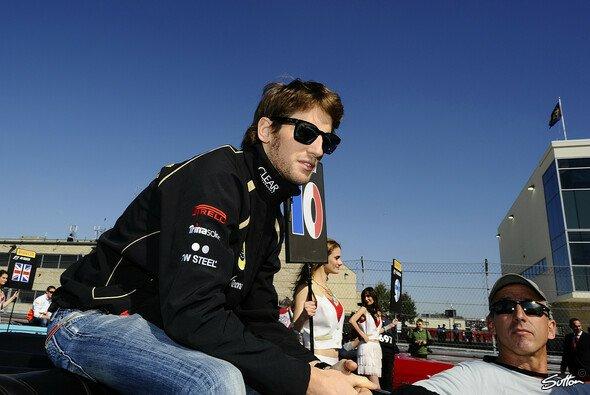 Romain Grosjean verfügt noch über keinen neuen Vertrag