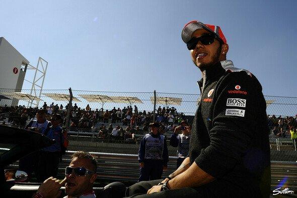 Ein Rennen noch: Lewis Hamilton verlässt McLaren und feiert in Brasilien seinen Abschied