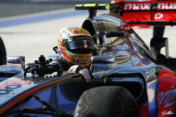 Lewis Hamilton wartet noch auf seinen ersten Sieg in Brasilien