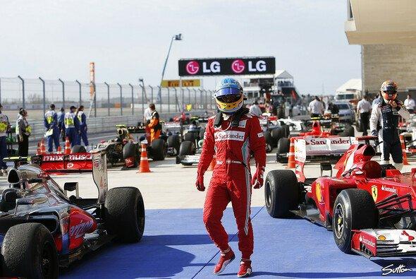 Ferrari erreichte mit seinem strategischen Manöver das gewünschte Ziel