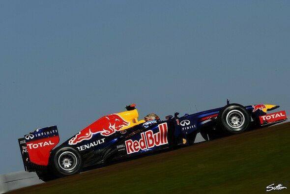 Sebastian Vettel möchte abermals die Spitze erklimmen